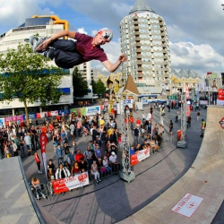 Halfpipe Wednesday Night Skate Rotterdam