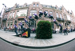 Den Bosch, the Netherlands Fakie 720