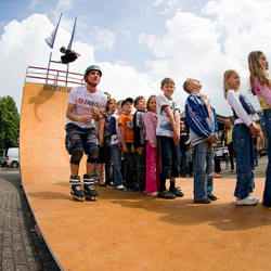 Halfpipe show - Papendal